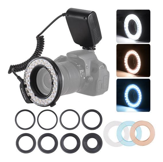 Anéis Para Câmeras Canon Nikon Panasonic Pentax Olympus