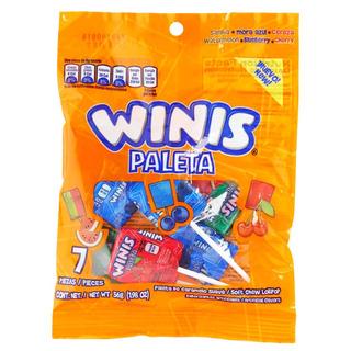Winis Paleta Bolsa Con 40 Pz