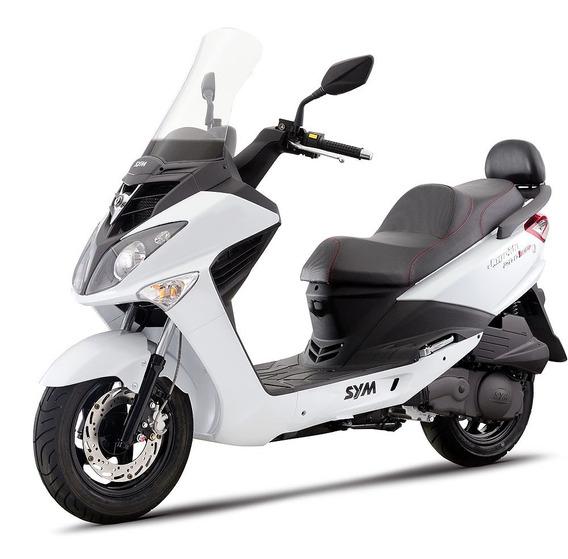 Sym Joyride 200 I Evo Scooter Blanco
