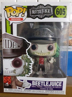 Funko Pop - Beetlejuice - 605