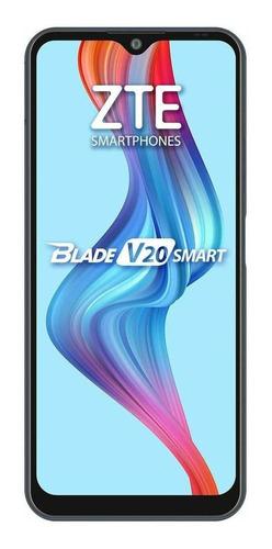 Imagen 1 de 4 de ZTE Blade V20 Smart 128 GB azul 4 GB RAM