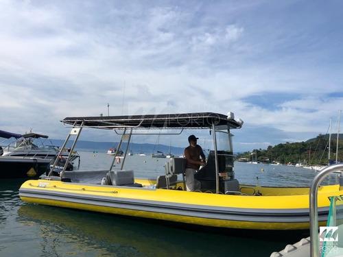 Flexboat 760 25' Ñ Wellcraft Intermarine Fishinng Carbrasmar