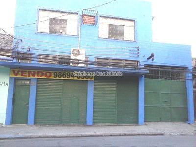Imóvel Prédio À Venda, Todos Os Santos, Rio De Janeiro, Rj - Pp00004