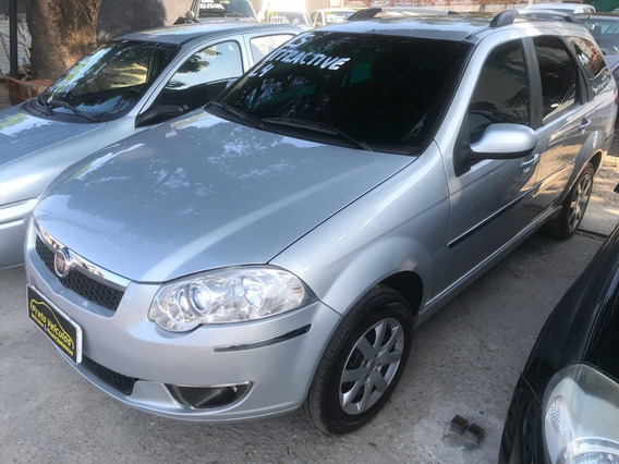 Fiat Palio 1.4 Attractive Flex 5p 2015