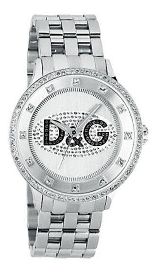 D&g Dolce & Gabbana Relogio Unissex Dw0131 Neymar