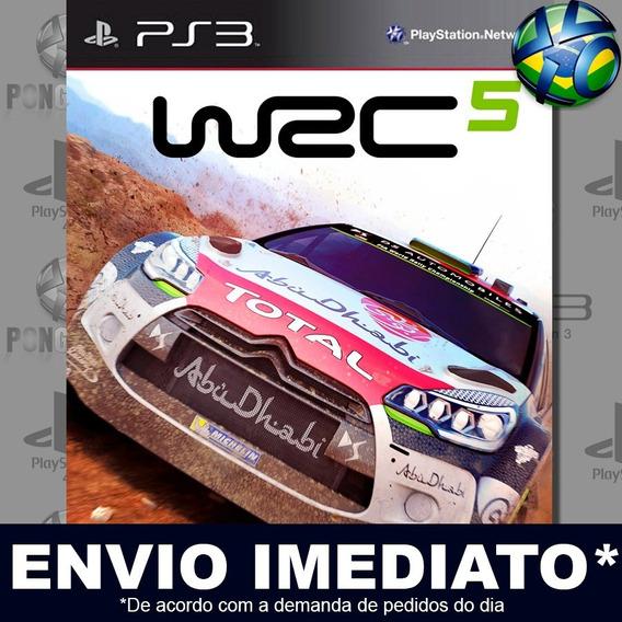 Wrc 5 Fia World Rally Championship Ps3 Psn Jogo Em Promoção