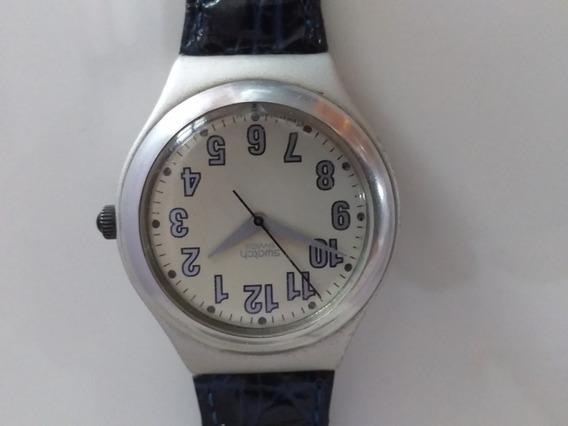 Relógio Swatch Alumínio Linha Irony.