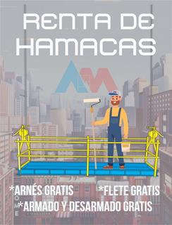 Renta De Hamacas Manuales