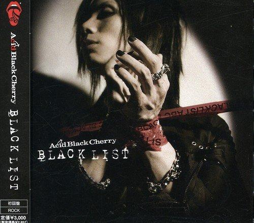 Cd : Acid Black Cherry - Black List (japan - Import)
