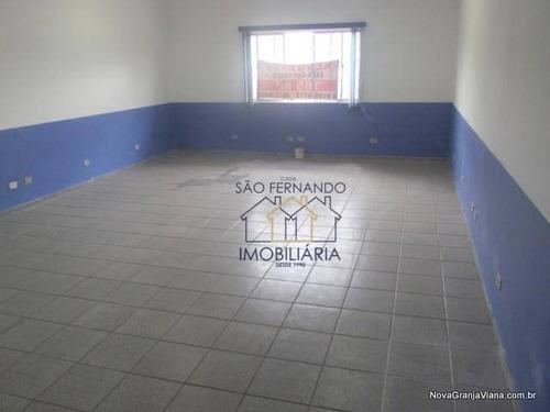 Imagem 1 de 3 de Sala Comercial Para Locação, Jardim São Vicente, Cotia - Sa0098. - Sa0098