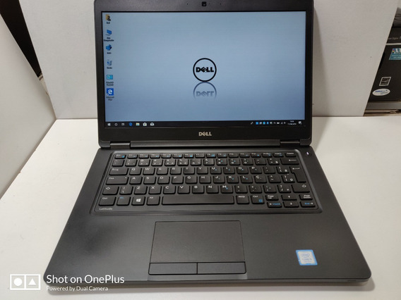 Notebook Dell Latitude 5480 I5 7ºgeração 8gb 256ssd