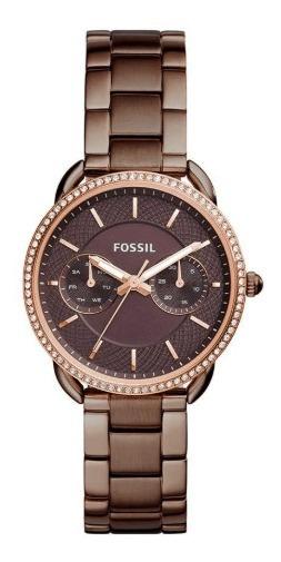 Relógio Fossil Feminino Tailor Es4258/4mn