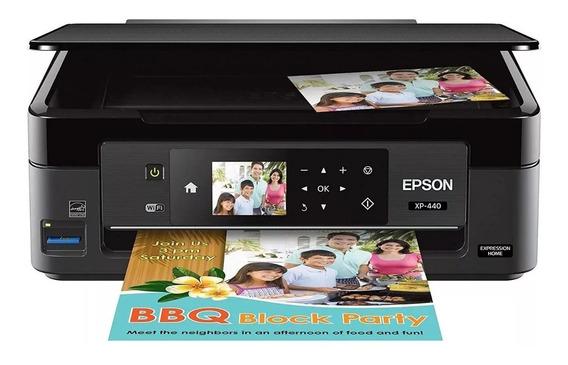 Impresora Inalámbrica Epson Expression X440 Home