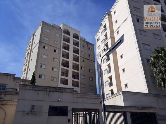 Apartamento À Venda Por R$ 300.000 - Além Ponte - Sorocaba/sp - Ap0859