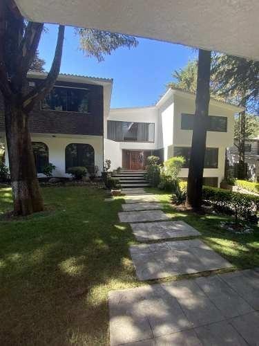 Renta Hermosa Residencia Hacienda Jajalpa