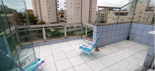 Apartamento A Venda No Bairro Parque Enseada Em Guarujá - - 2119-1