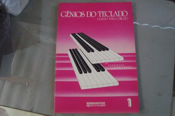 Genios Do Teclado Curso Para Orgao 1 / Magdalena Rauch Souto