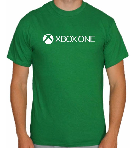 Camiseta Malha Pv - X-box One