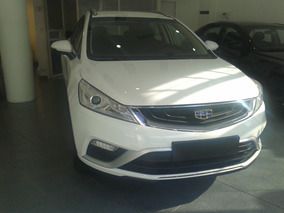 Geely Emgrand Gs Drive 1.8 Gs Mt Blanco Contad / Fin 70%(jv)