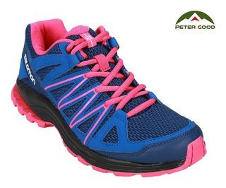 Zapatilla Salomon Xa Bondcliff W Mujer Running Trekking