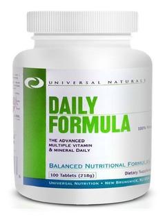 Daily Formula 100 Tabs - Universal