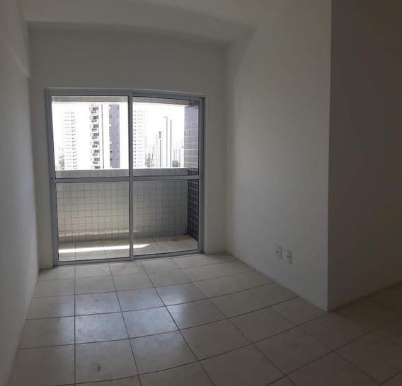 Apartamento Em Torre, Recife/pe De 63m² 3 Quartos À Venda Por R$ 385.000,00 - Ap372600