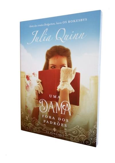 Livro - Uma Dama Fora Dos Padrões - Julia Quinn