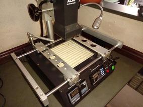 Estação Retrabalho Bga Achi Ir6000 + Kit Stencils + Suporte