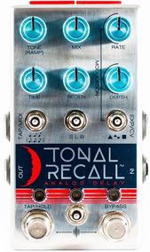 Tonal Recall - Chase Bliss Audio - Analog Delay