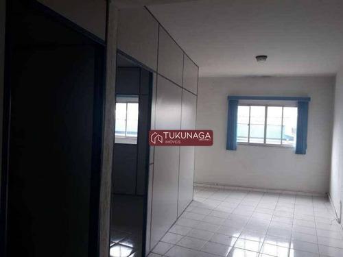 Sala Para Alugar, 55 M² Por R$ 800,00/mês - Vila Galvão - Guarulhos/sp - Sa0084