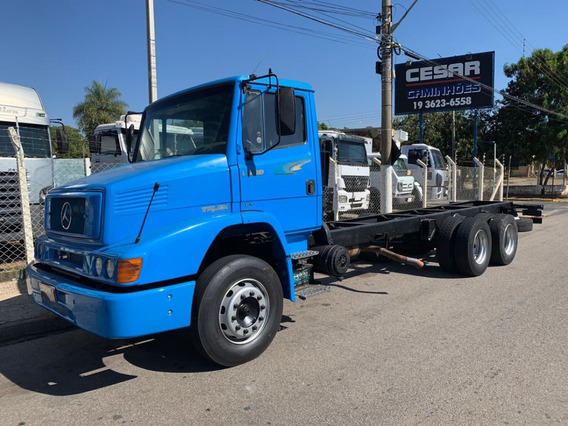 1620 2003 Truck Chassis = Vw 23220 Ford 2422