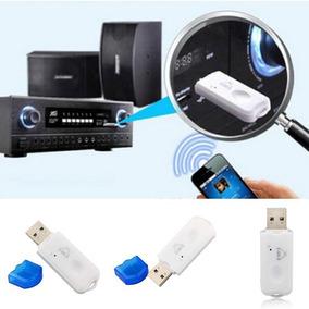 Adaptador Receptor Transmissor Bluetooth Som Carro Musica