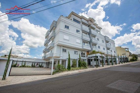 Apartamento Com 3 Dormitórios À Venda, 77 M² Por R$ 470.000 - Jardim Do Lago - Atibaia/sp - Ap0250