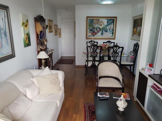 Apartamento Em Jardim Anália Franco, São Paulo/sp De 58m² 2 Quartos À Venda Por R$ 420.000,00 - Ap234566