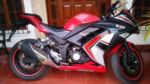 Moto Dinamo Ri 350cc Modelo 2018