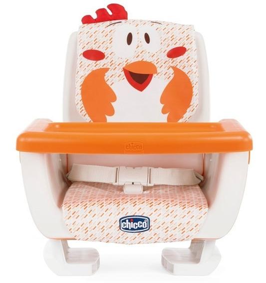 Chicco Pocket Booster Silla De Comer Mode Fancy Chicken