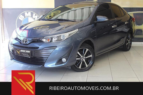 Toyota Yaris Xls Sedan 1.5 Flex 16v 4p Aut.