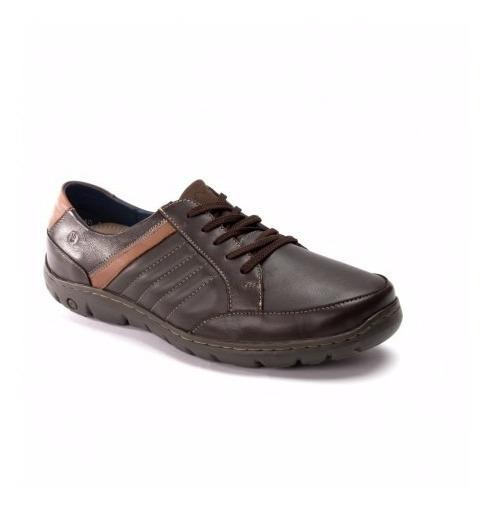 Zapato Urbano-sport Jarking 16hrs 3802 Gris Para Caballero