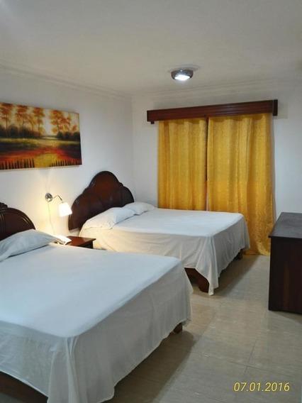 Edificio//hotel C/33hab Equipadas+ph 3h+apto De 1h En Gazcue