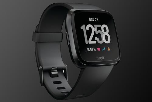Fitbit Versa Negro Nuevo