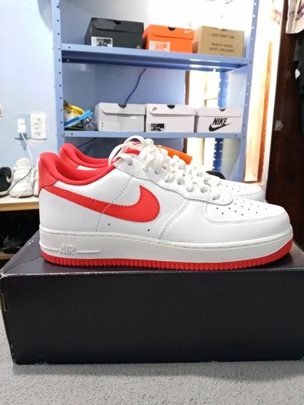 Tênis Nike Air Force 1 Low University Red