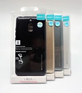 Funda Nokia 2.1 Mercury Goospery Ijelly Case