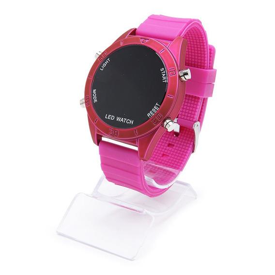 Kit 10 Relógios Feminino Cores Led Atacado E Revenda + Caixa