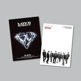 Pronta Entrega Exo Love Shot - Combo 2 Cds - Original Kpop