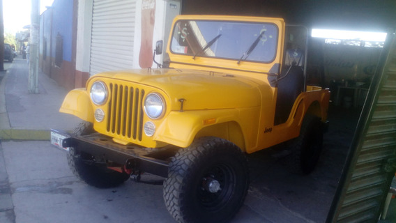Jeep Willis 4x4, Llantas Altas Pirelli