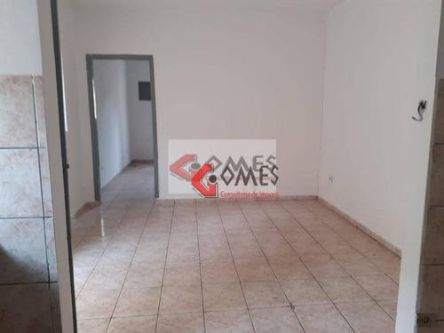 Imagem 1 de 16 de Casa Com 2 Dormitórios Para Alugar, 64 M² Por R$ 1.500,00/mês - Rudge Ramos - São Bernardo Do Campo/sp - Ca0524