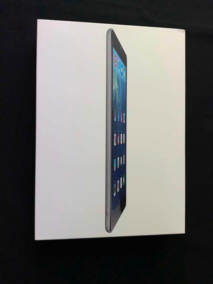 iPad Air 4g 64gb Space Gray - Completo Estado De Novo