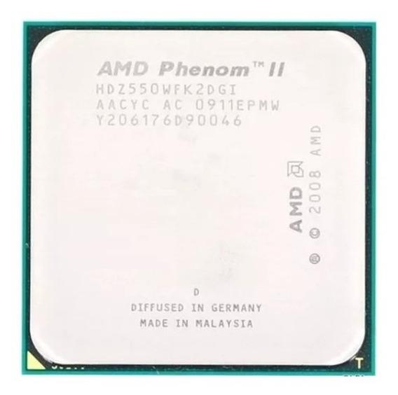 Processador Hdx550 Amd Phenom Il X2 550 Socket Am2+/ Am3