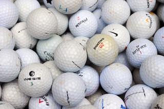 100 Bolas Golfe Usadas Frete Grátis Sul/sud. - Golf É Aqui!