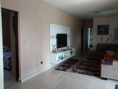 Imagem 1 de 30 de Chácara Com 3 Dormitórios À Venda, 4500 M² Por R$ 560.000,00 - Biritiba Ussu - Mogi Das Cruzes/sp - Ch0517